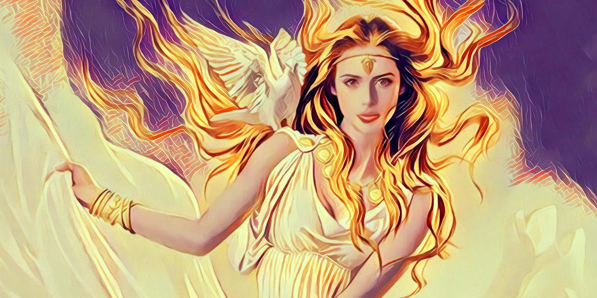 Богиня в каждой женщине