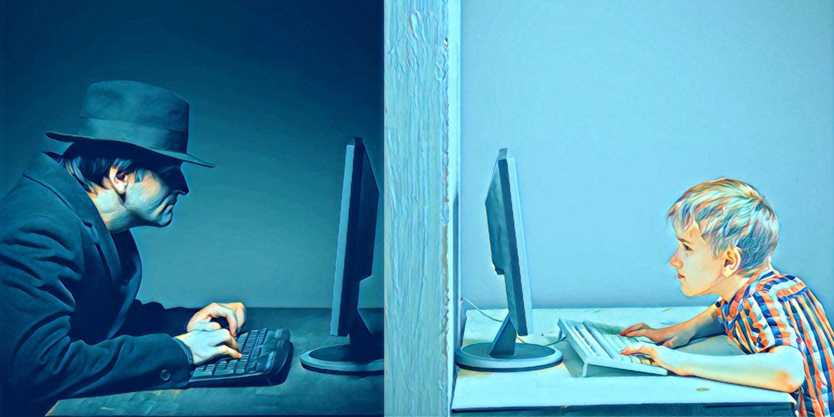 Как защитить ребёнка от онлайн-угроз?