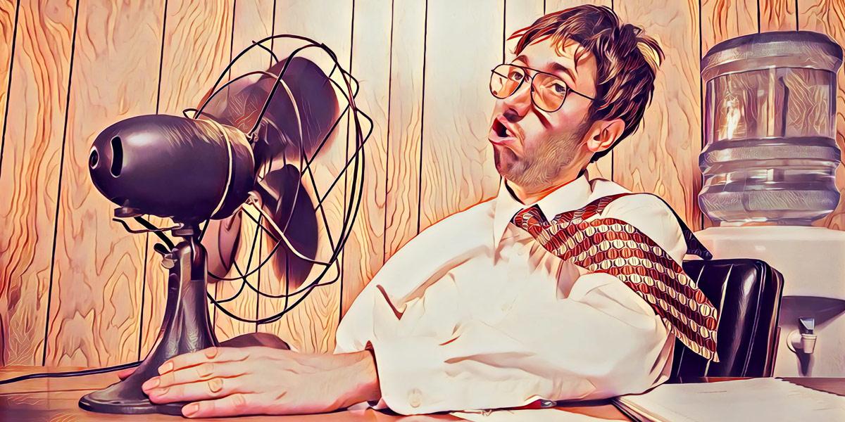 Стресс настиг вас на работе?