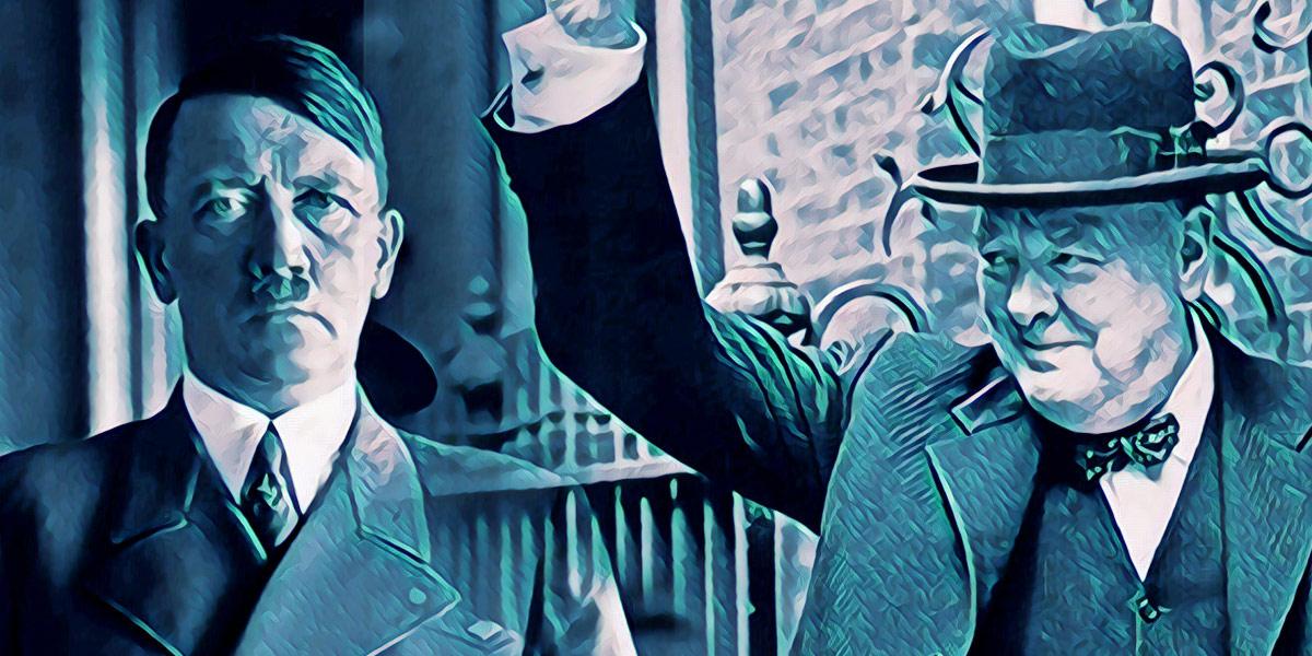 Психические расстройства Гитлера и Черчилля