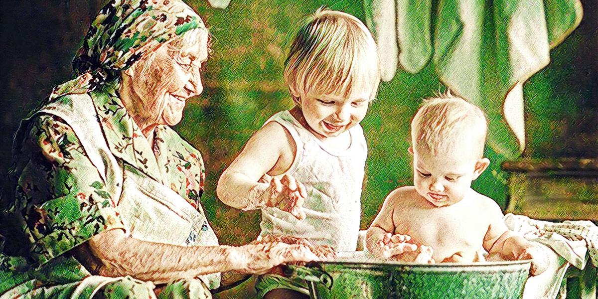 Бабушки и внуки. Как правильно строить отношения?