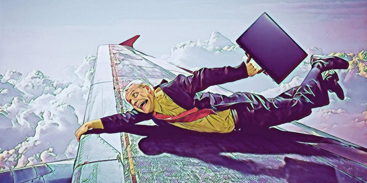 Как побороть страх летать на самолёте?