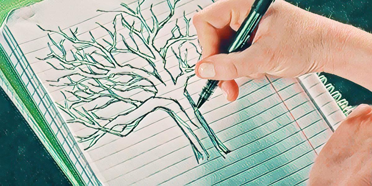 Тест «Рисунок дерева»