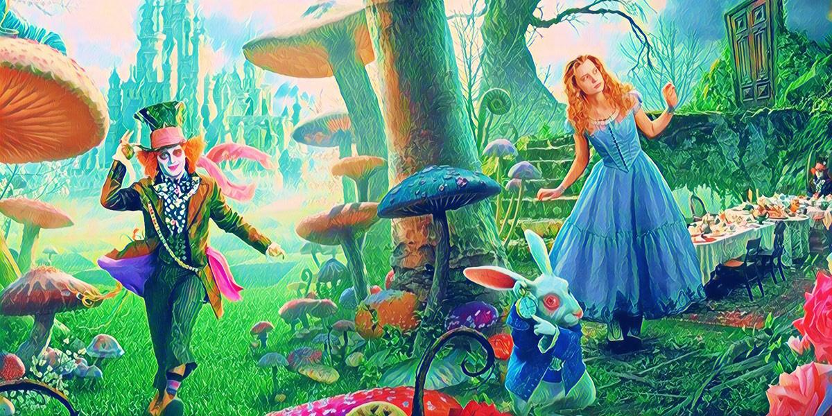 12 видов необычных галлюцинаций