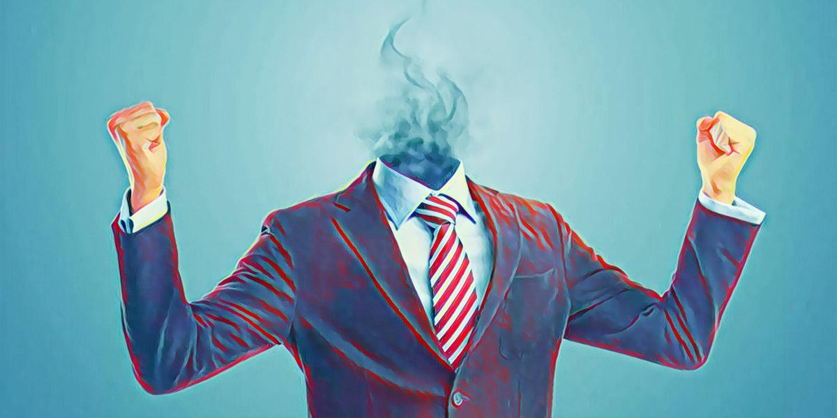 Опасайтесь эмоционального выгорания!