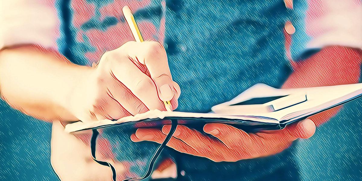 4 причины вести личный дневник
