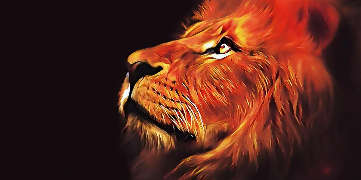 Архетип Льва как символ уверенности