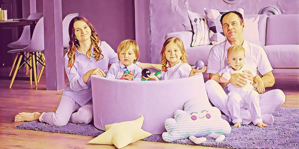Идеальная семья. Какая она?