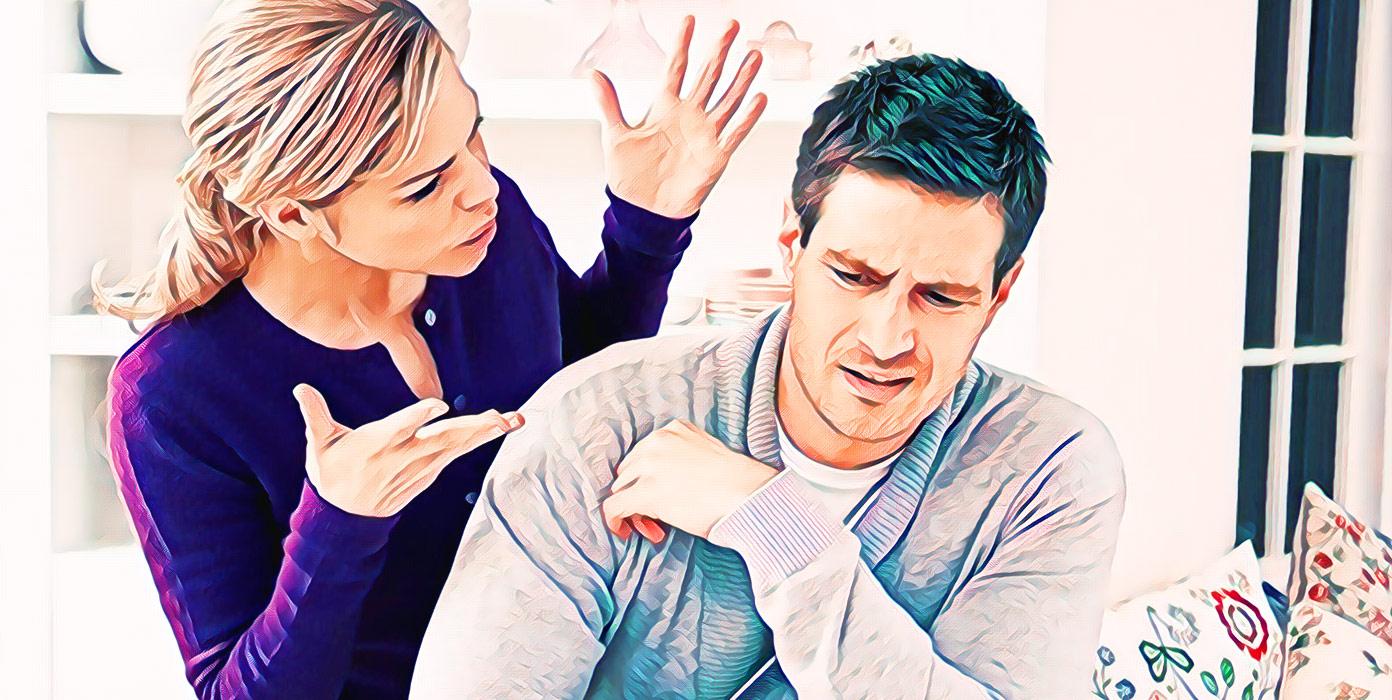 11 фраз, которые женщина не должна говорить любимому мужчине