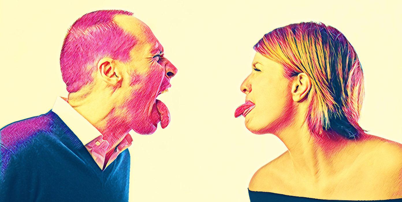 Как правильно ссориться, чтобы не разрушить отношения?