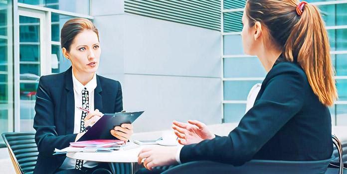 Собеседование на работу: Какие жесты использовать