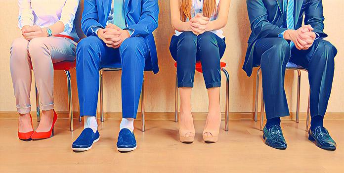 Собеседование на работу: Какой цвет одежды выбрать?
