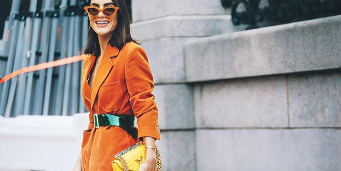 Любители оранжевого цвета