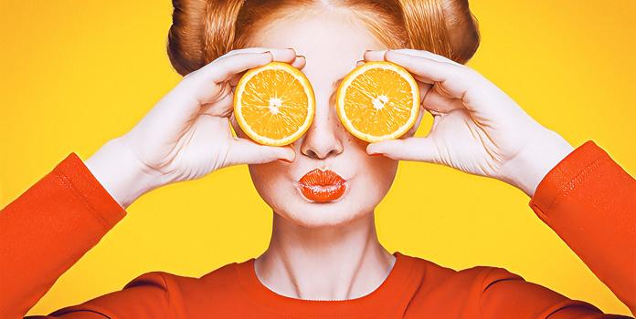Оранжевый цвет в психологии