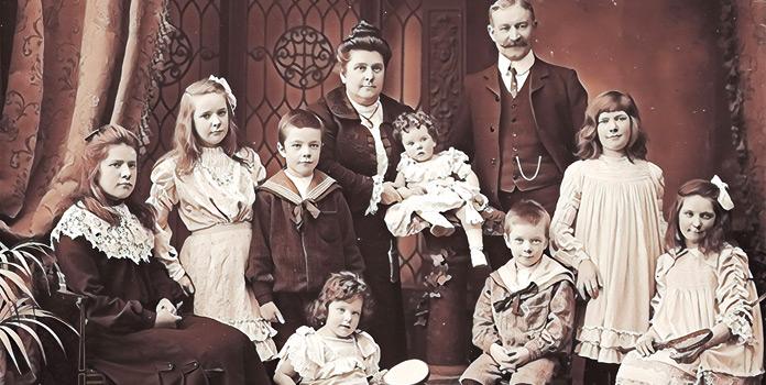 Виды и типы семей