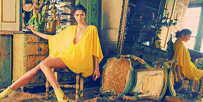 Любители жёлтого цвета— кто они?