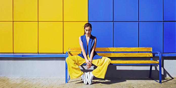 Жёлтый цвет в психологии