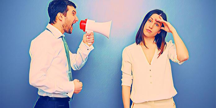 Как вести себя с агрессивным человеком