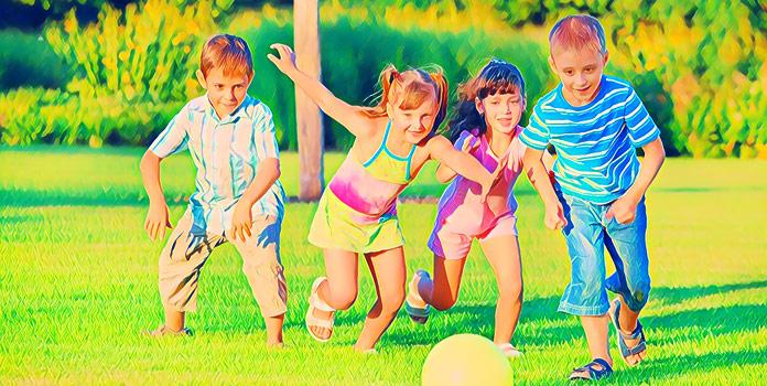 Влияние спорта на организм ребенка